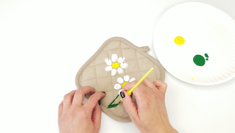 Grandparents Day Painting Craft for Kids