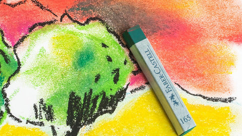 Soft Pastels Art Tutorial