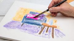 How to Draw with Soft Pastels