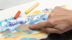 Blending Soft Pastels