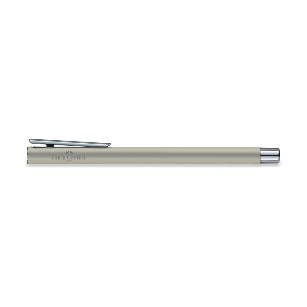 NEO Slim Fountain Pen, Matte Stainless Steel - Medium - #342100