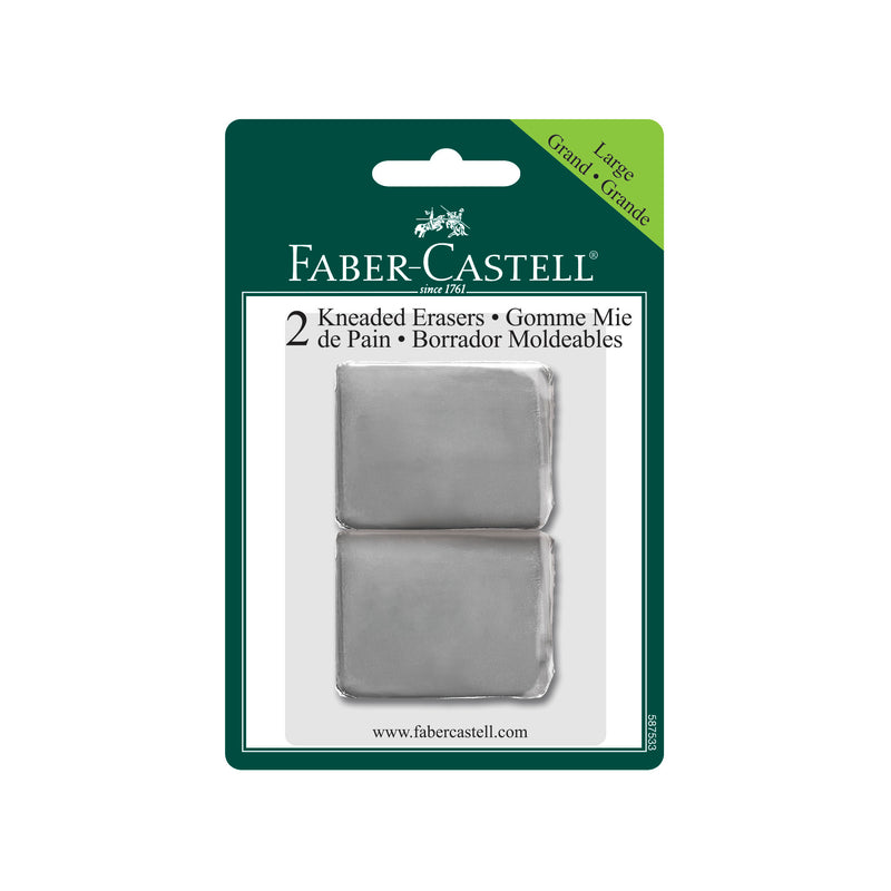 Large Kneadable Art Erasers - Set of 2 - #587533