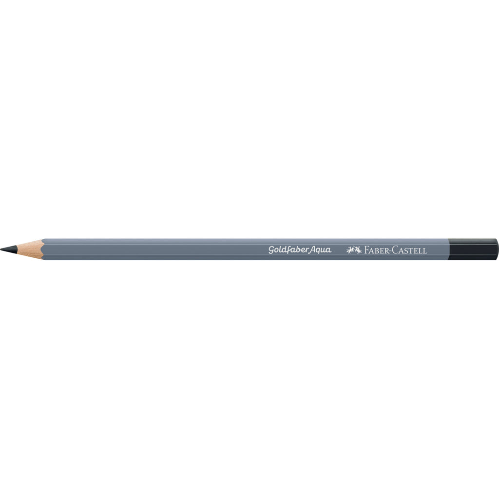 Goldfaber Aqua Watercolor Pencil - #199 Black - #114699