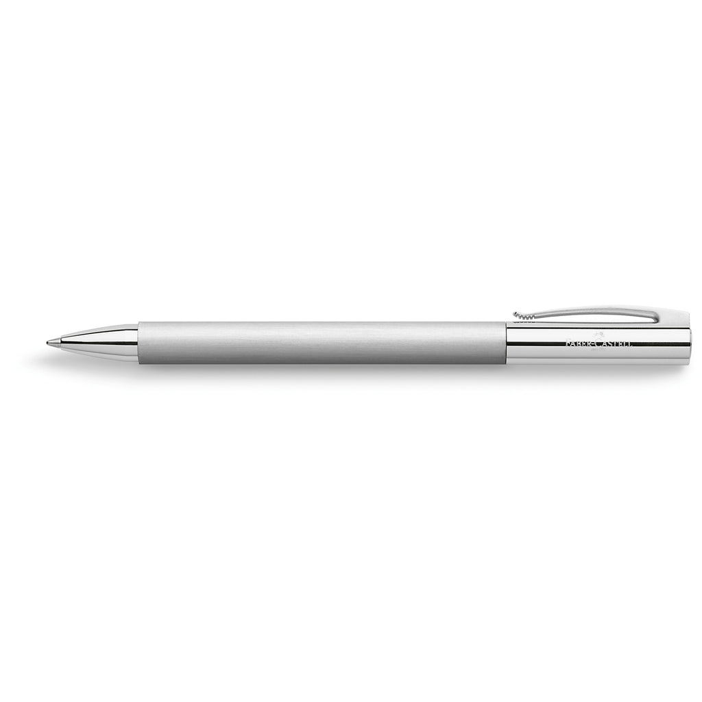 Ambition Ballpoint Pen - Stainless Steel - #148152