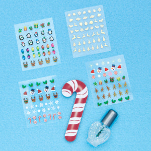Holiday Nail Art Mini Kit - #6191000