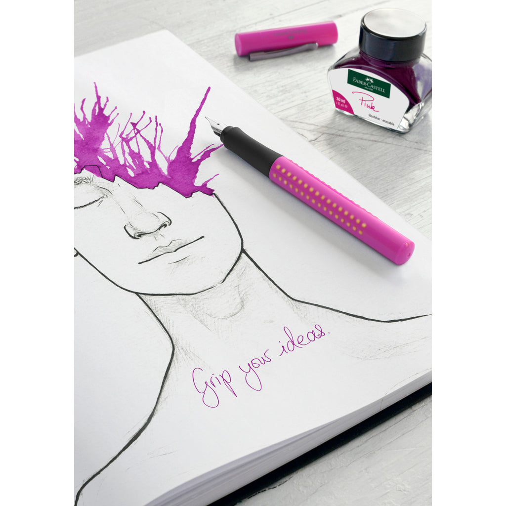 Ink Bottle 30ml - Pink