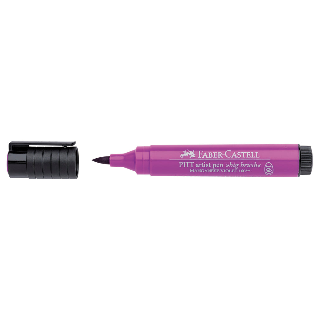 Pitt Artist Pen® Big Brush - #160 Manganese Violet - #167660