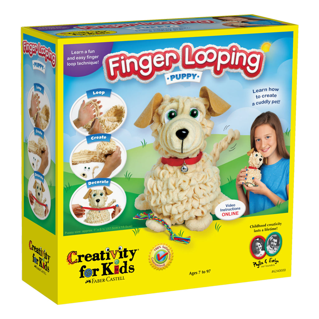 Finger Looping – Puppy - #6240000