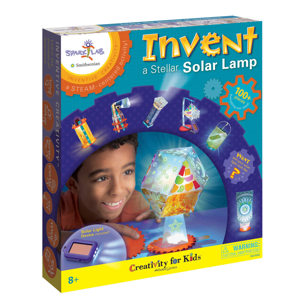 Invent a Stellar Solar Light