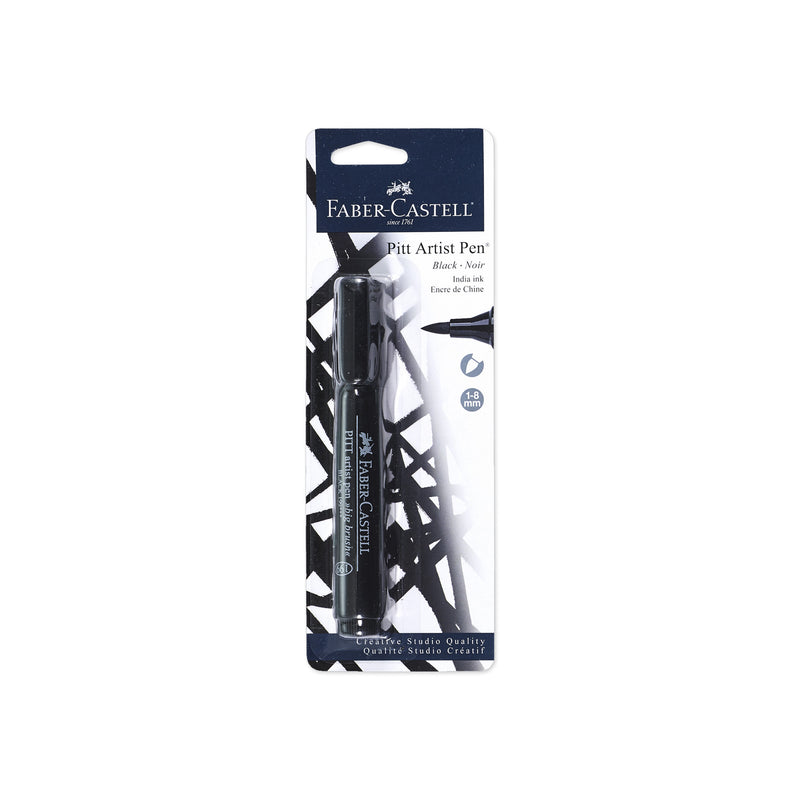 Pitt Artist Pen® Big Brush - #199 Black - #770012