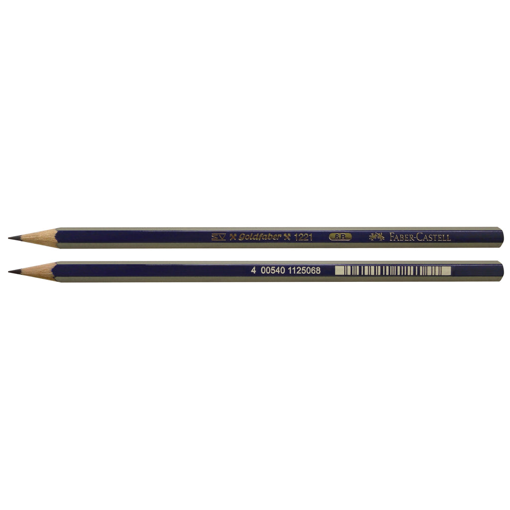 Graphite Sketch Pencils - 6B