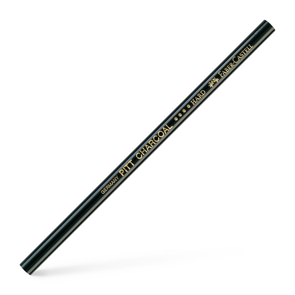Pitt® Natural Charcoal Pencil - Hard