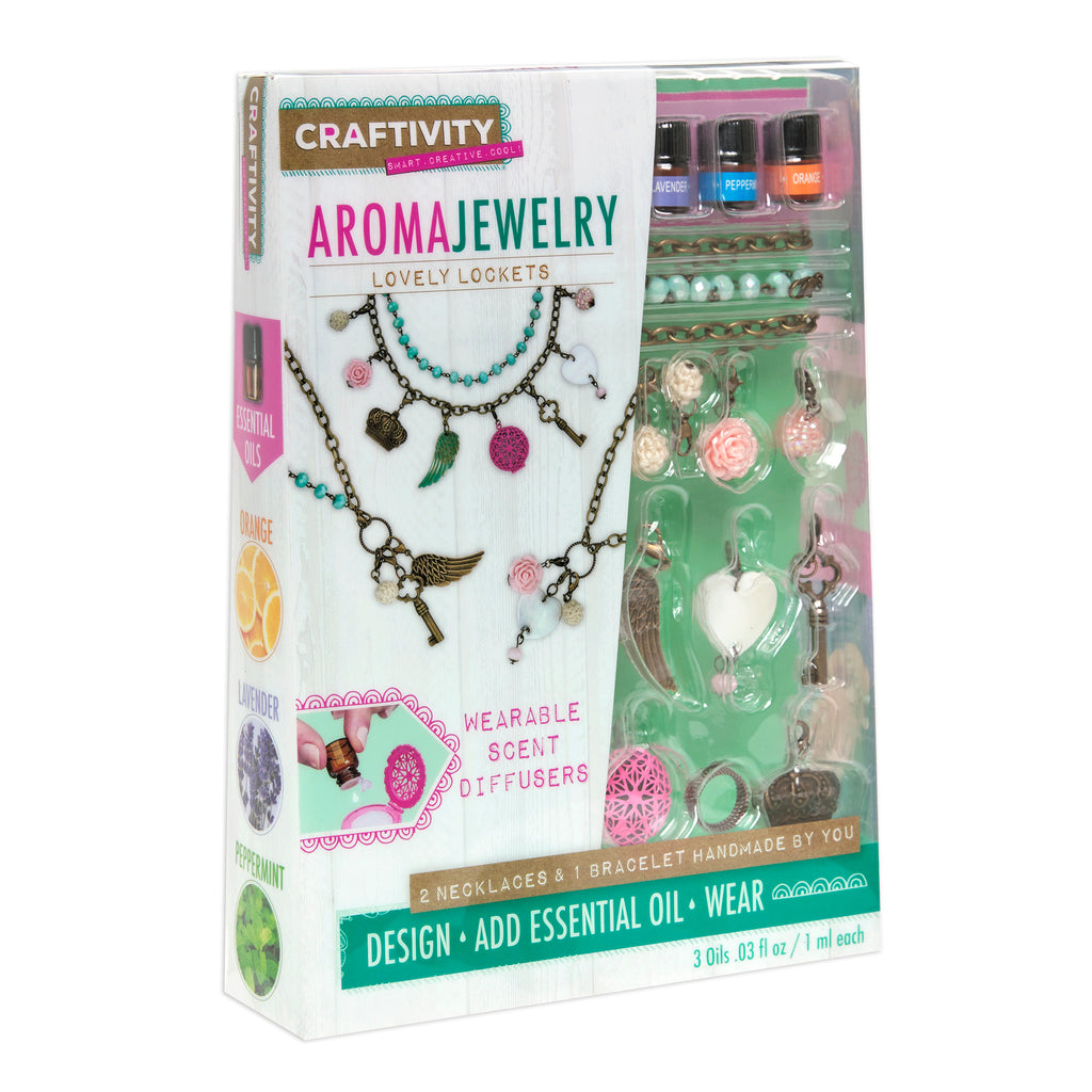 Lovely Lockets AromaJewelry