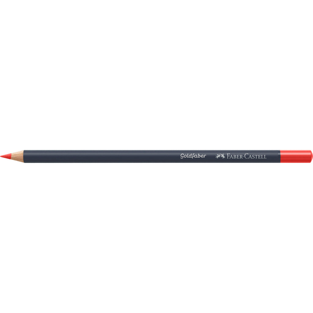 Goldfaber ™ Color Pencil - #118 Scarlet Red