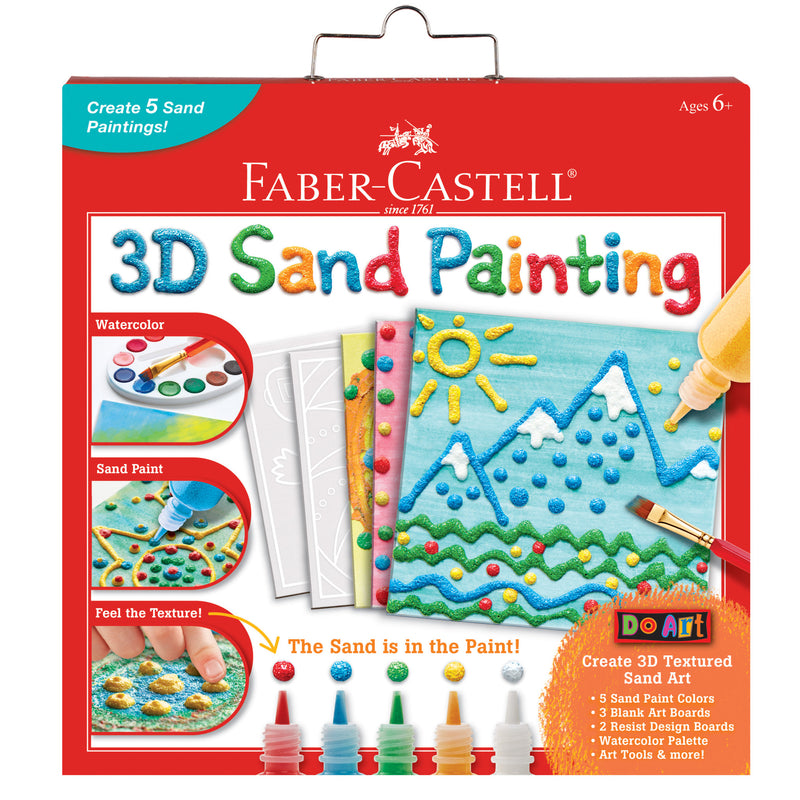 Do Art 3D Sand Painting - #14328