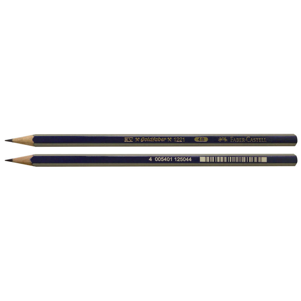 Graphite Sketch Pencils - 4B