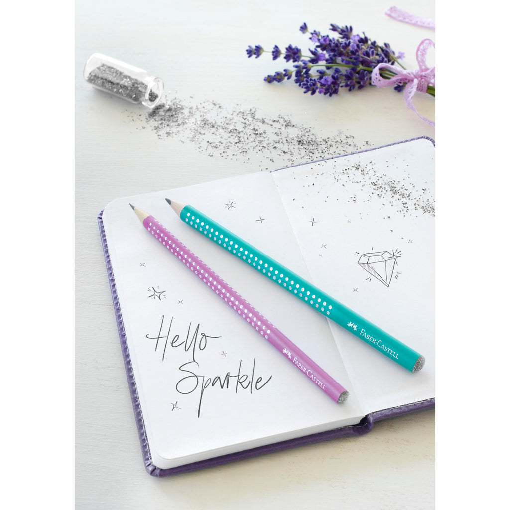 Sparkle Pencil - Pearl Pink