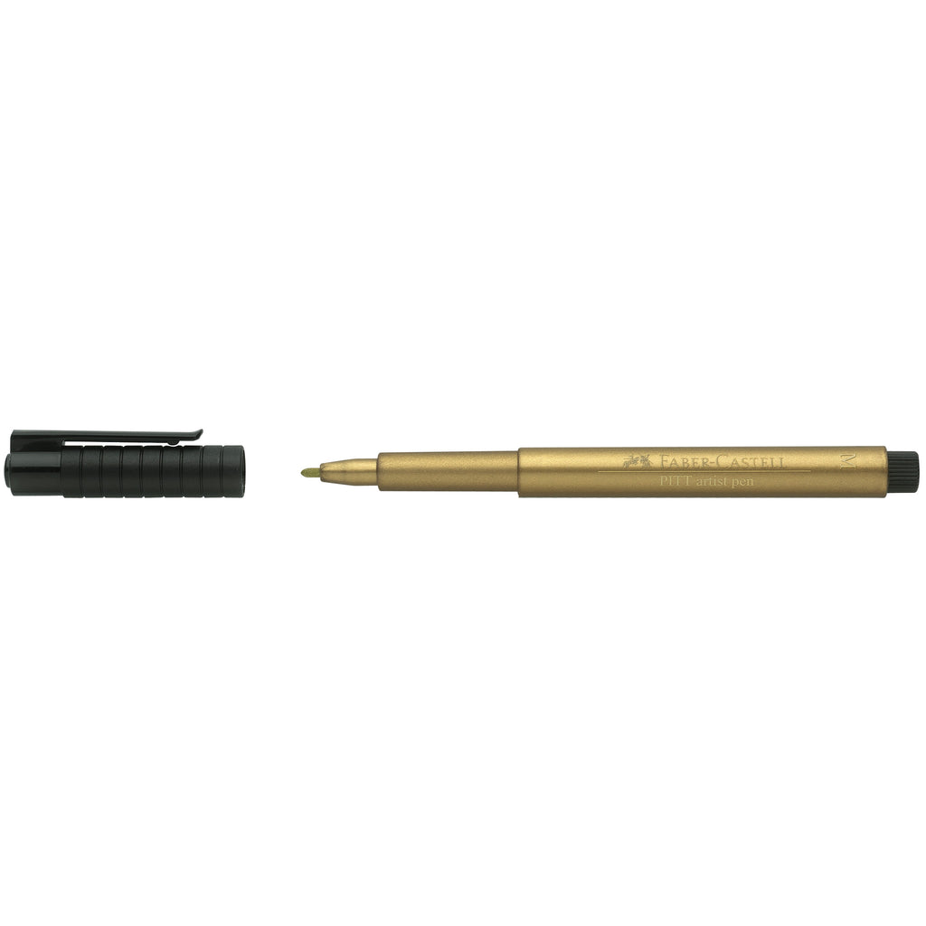 Pitt Artist Pen® Metallic Gold - #167397T