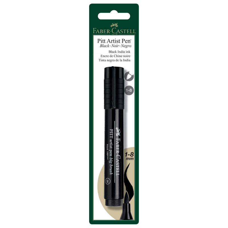 Pitt Artist Pen® Big Brush - #199 Black