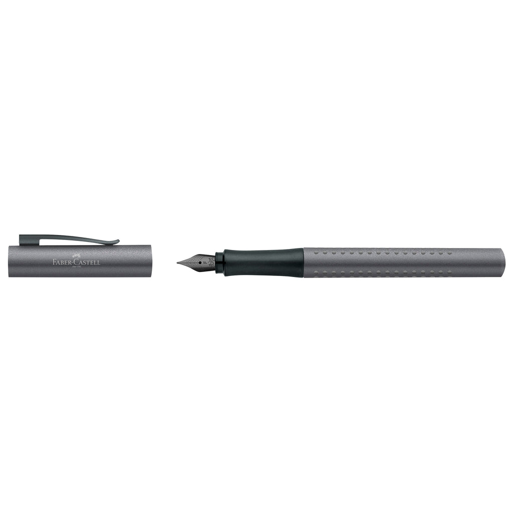 Grip 2011 Fountain Pen, Anthracite - Fine - #140947