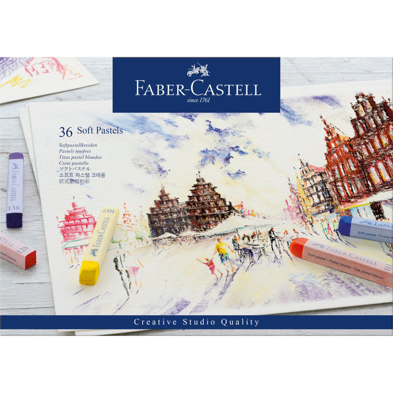 Faber-Castell Soft Pastels