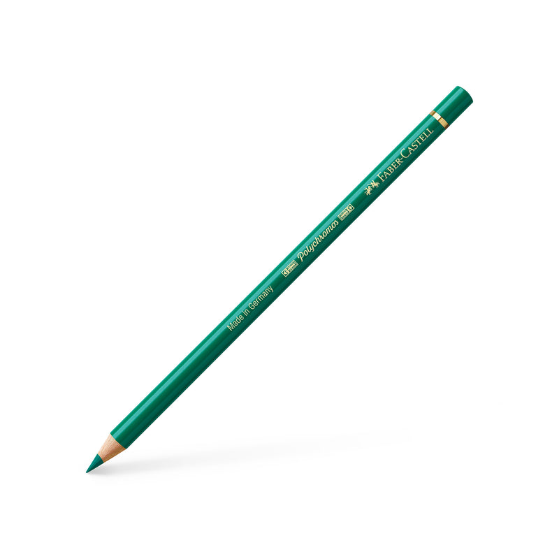 Polychromos® Artists' Color Pencil - #264 Dark Phthalo Green - #110264
