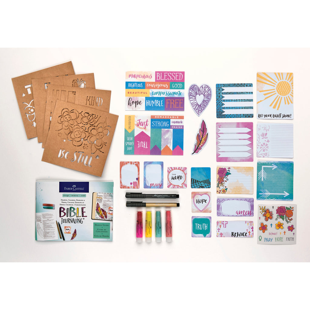 Bible Journaling Kit - #770410T