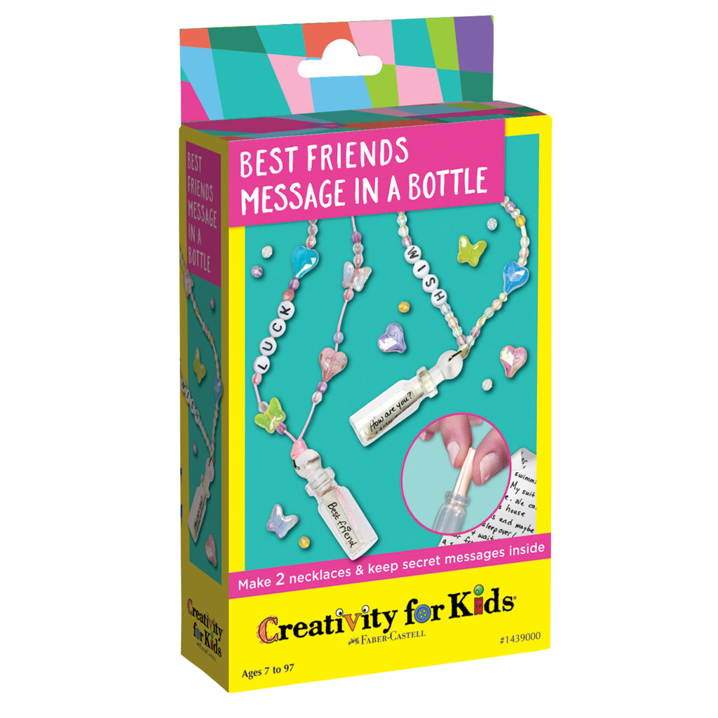 Best Friends Message In A Bottle - #1439000
