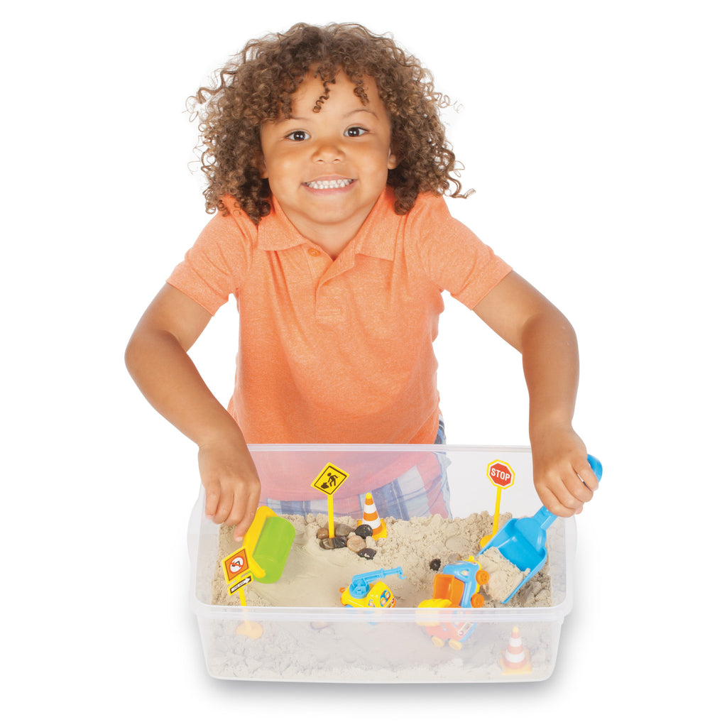 Sensory Bin Construction Zone - #6279000