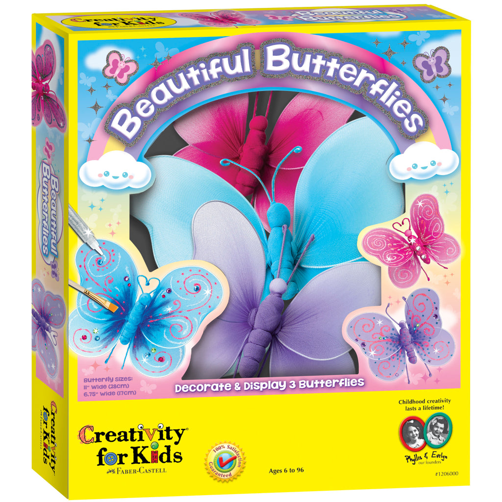 Beautiful Butterflies - #1206000