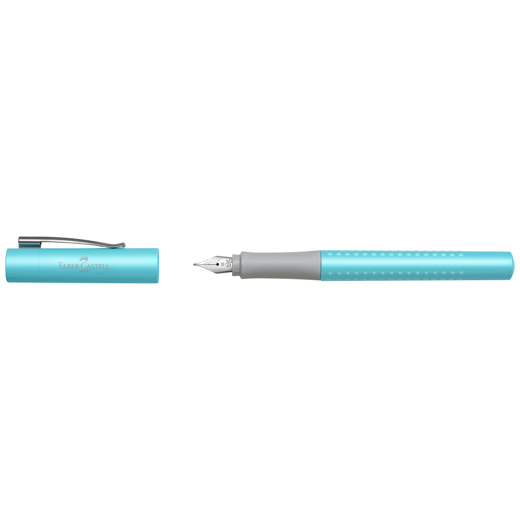 Grip 2011 Fountain Pen , M - Pearl Turquoise - #140986