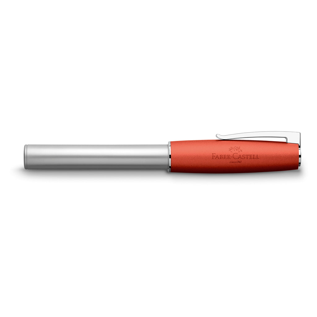 Loom Rollerball Pen - Metallic Orange