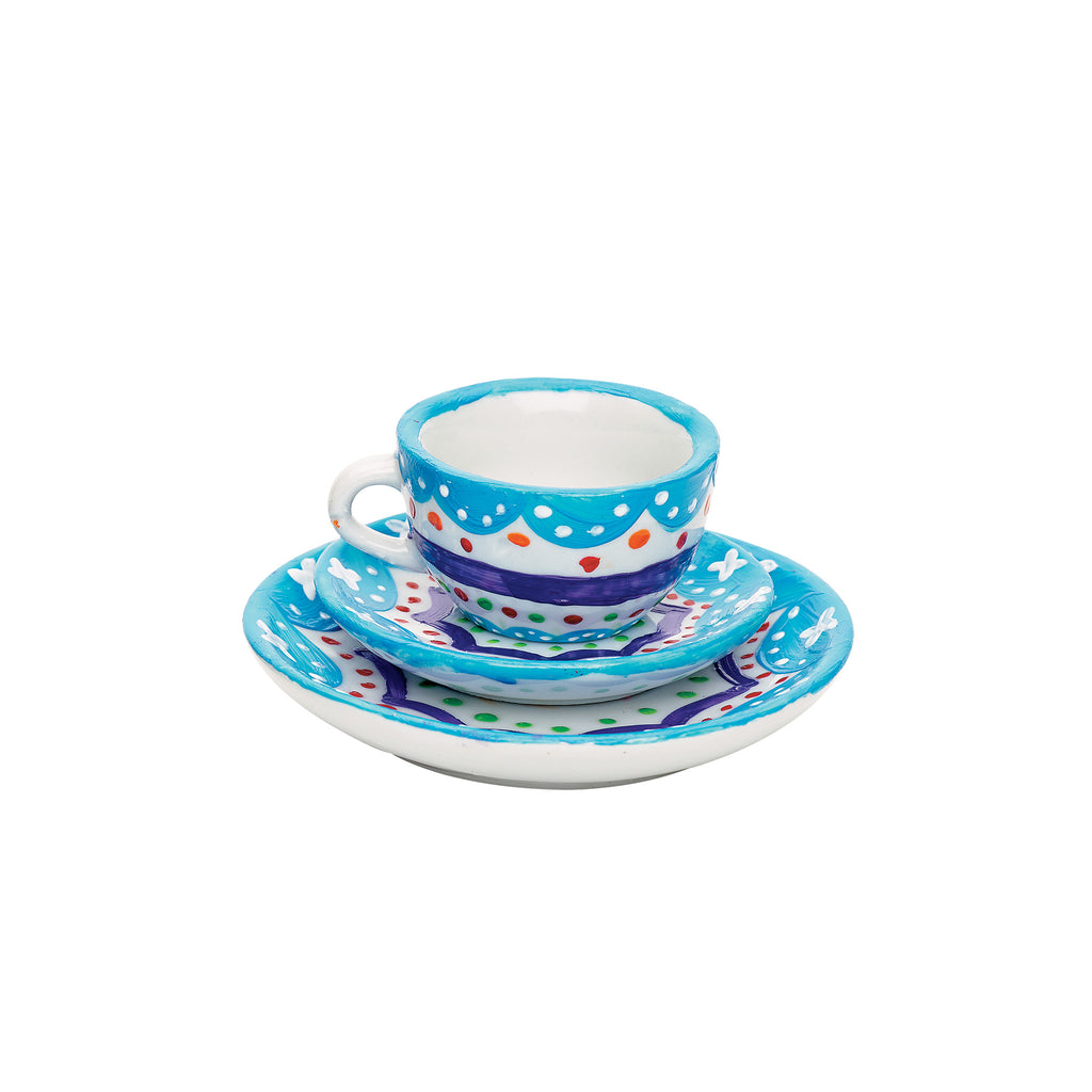 Mini Tea Set - #1121000
