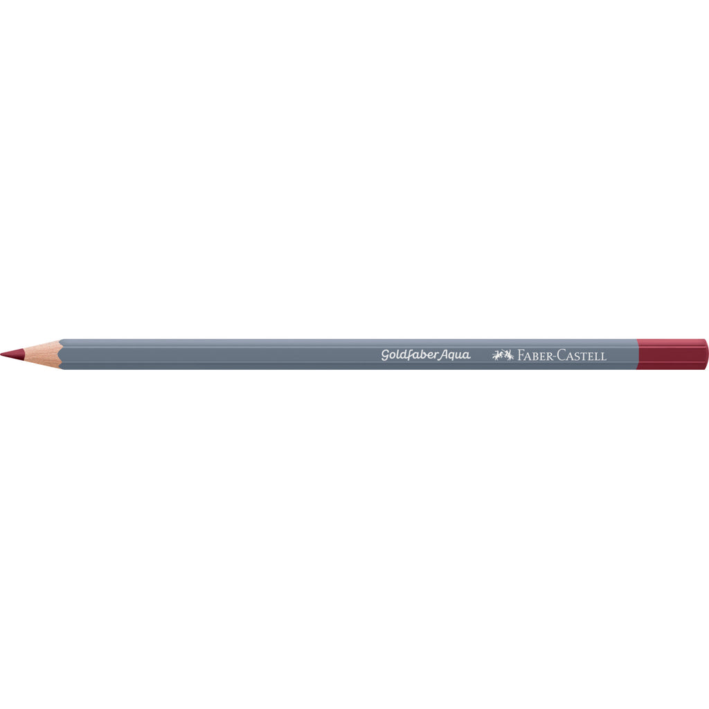 Goldfaber Aqua Watercolor Pencil - #192 Indian Red - #114692