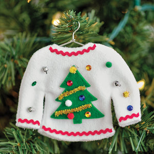 Sweater Ornaments - #6192000