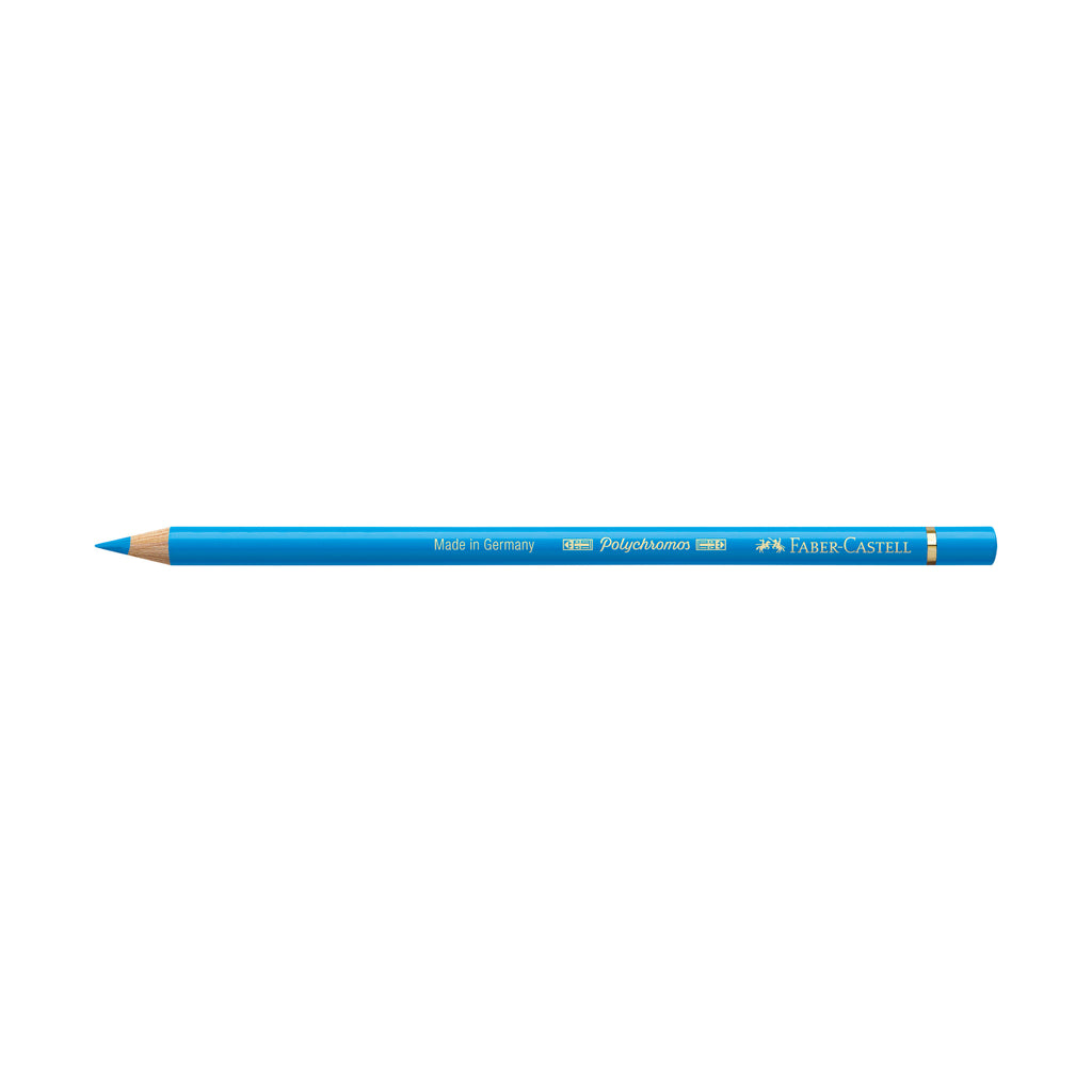 Polychromos® Artists' Color Pencil - #152 Middle Phthalo Blue - #110152