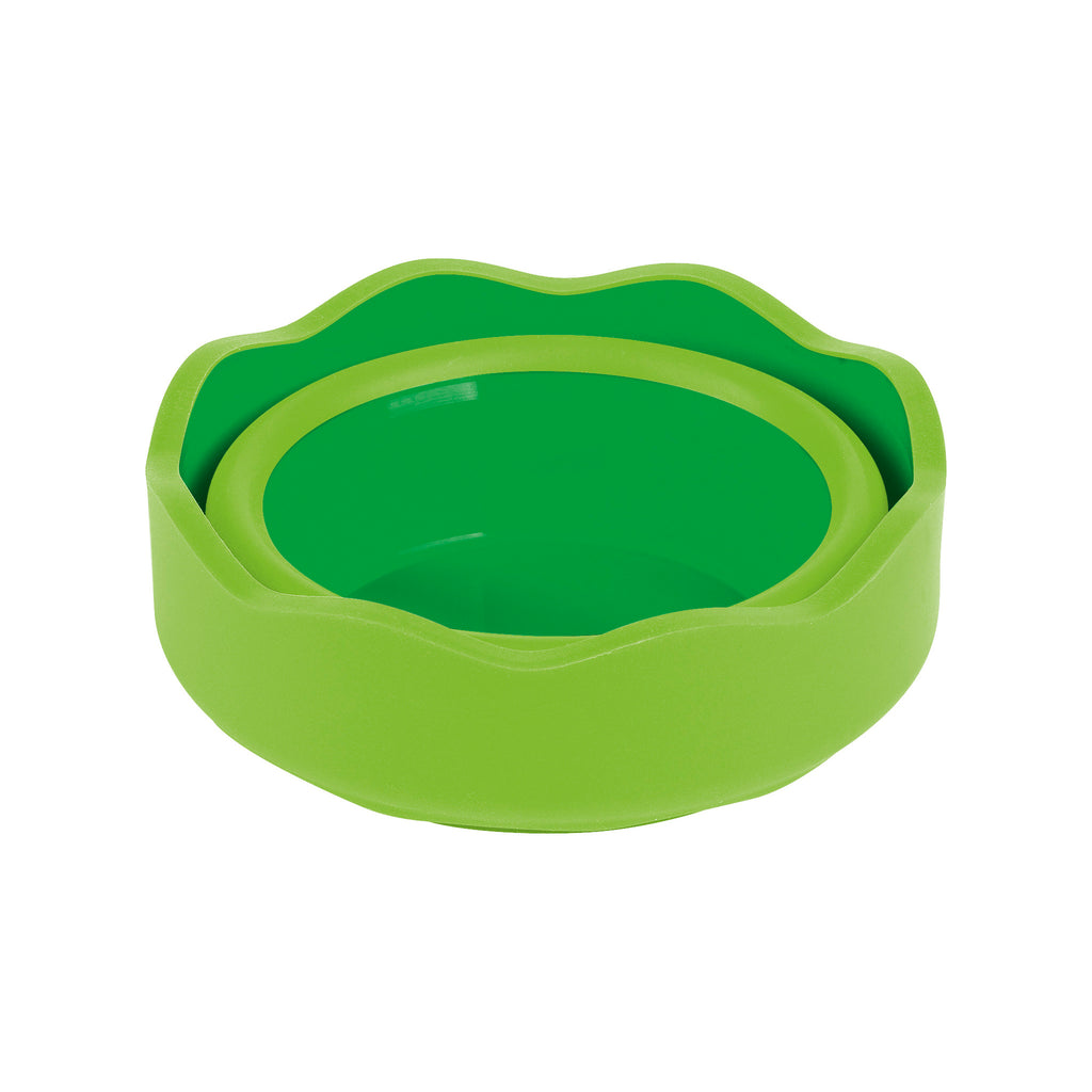 Clic & Go Water cup - Lime green - #181570