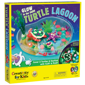 Glow in the Dark Turtle Lagoon - #6238000