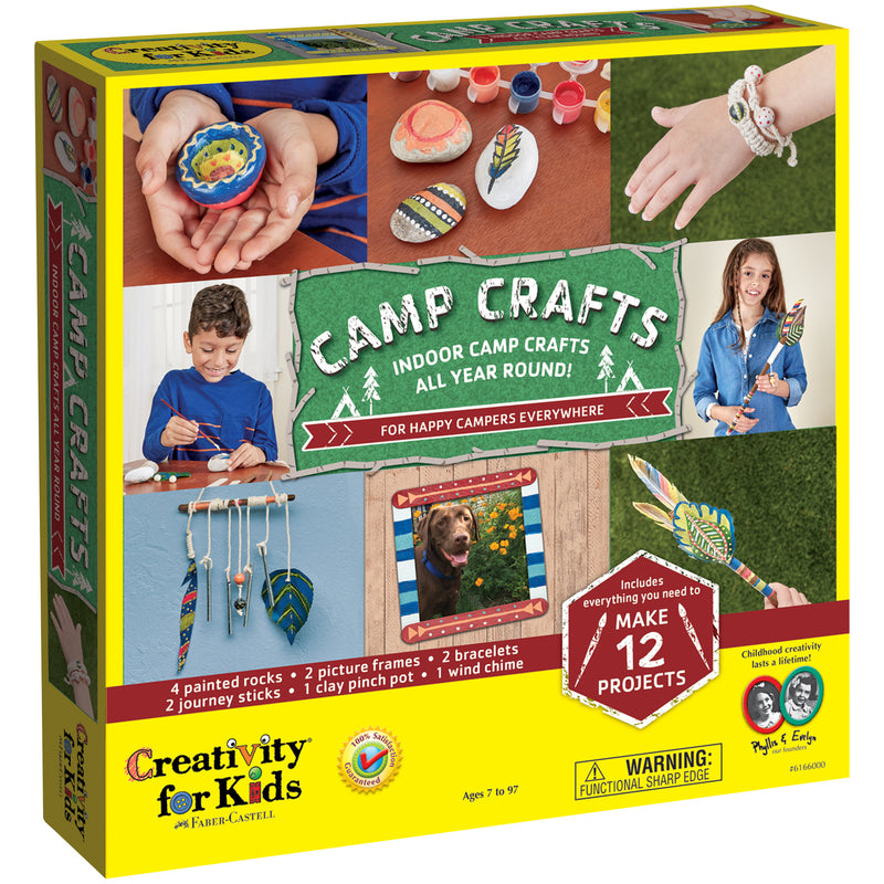 Camp Crafts - #6166000