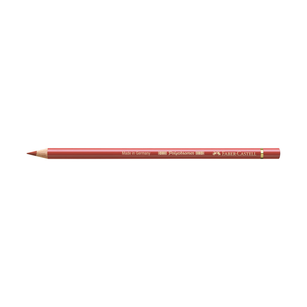 Polychromos® Artists' Color Pencil - #190 Venetian Red - #110190