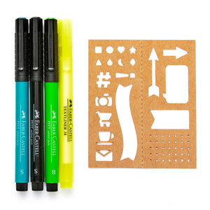 Pitt Artist Pen® - Journaling Art - #770088
