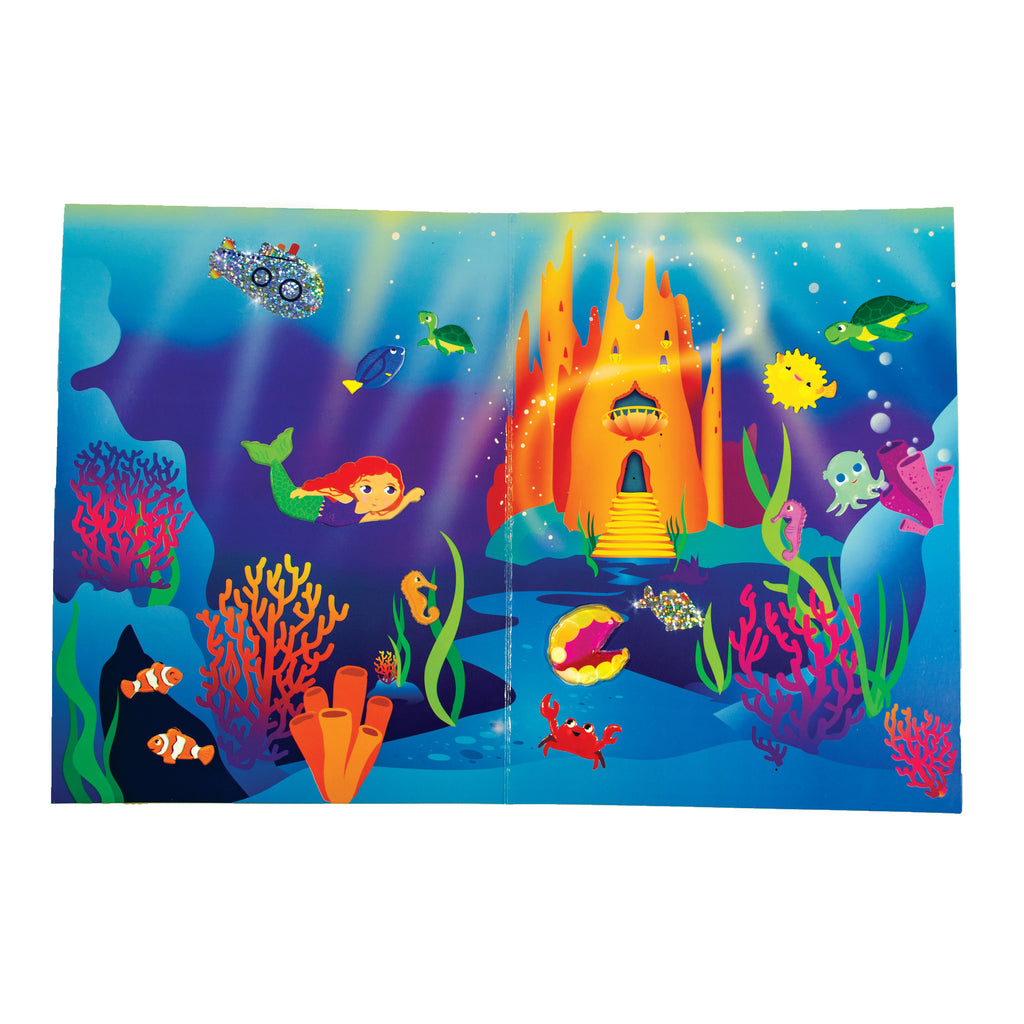 Sensory Sticker Playset – Magical Undersea - #6237000