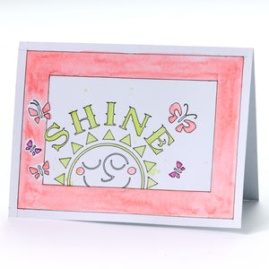 20 minute studio - Card Making FOR BEGINNERS - #770811T