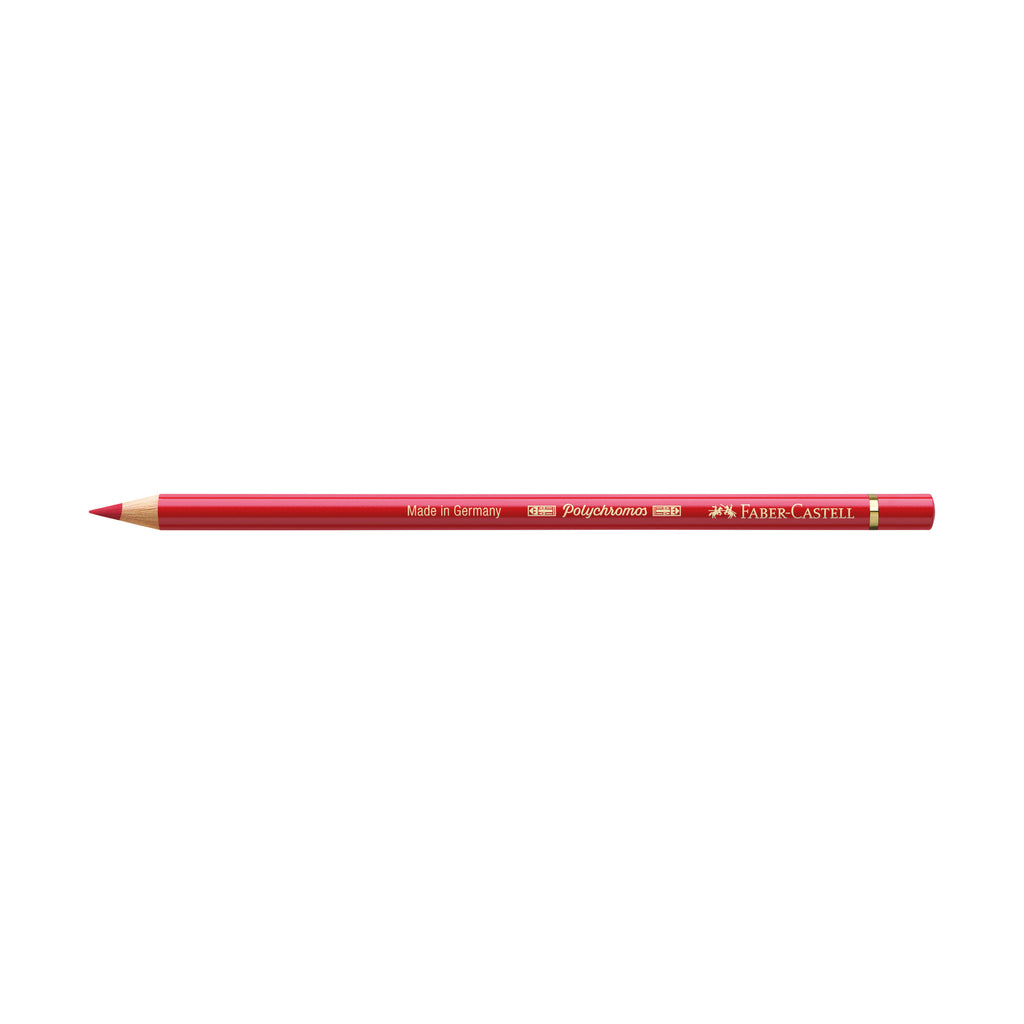 Polychromos® Artists' Color Pencil - #219 Deep Scarlet Red - #110219