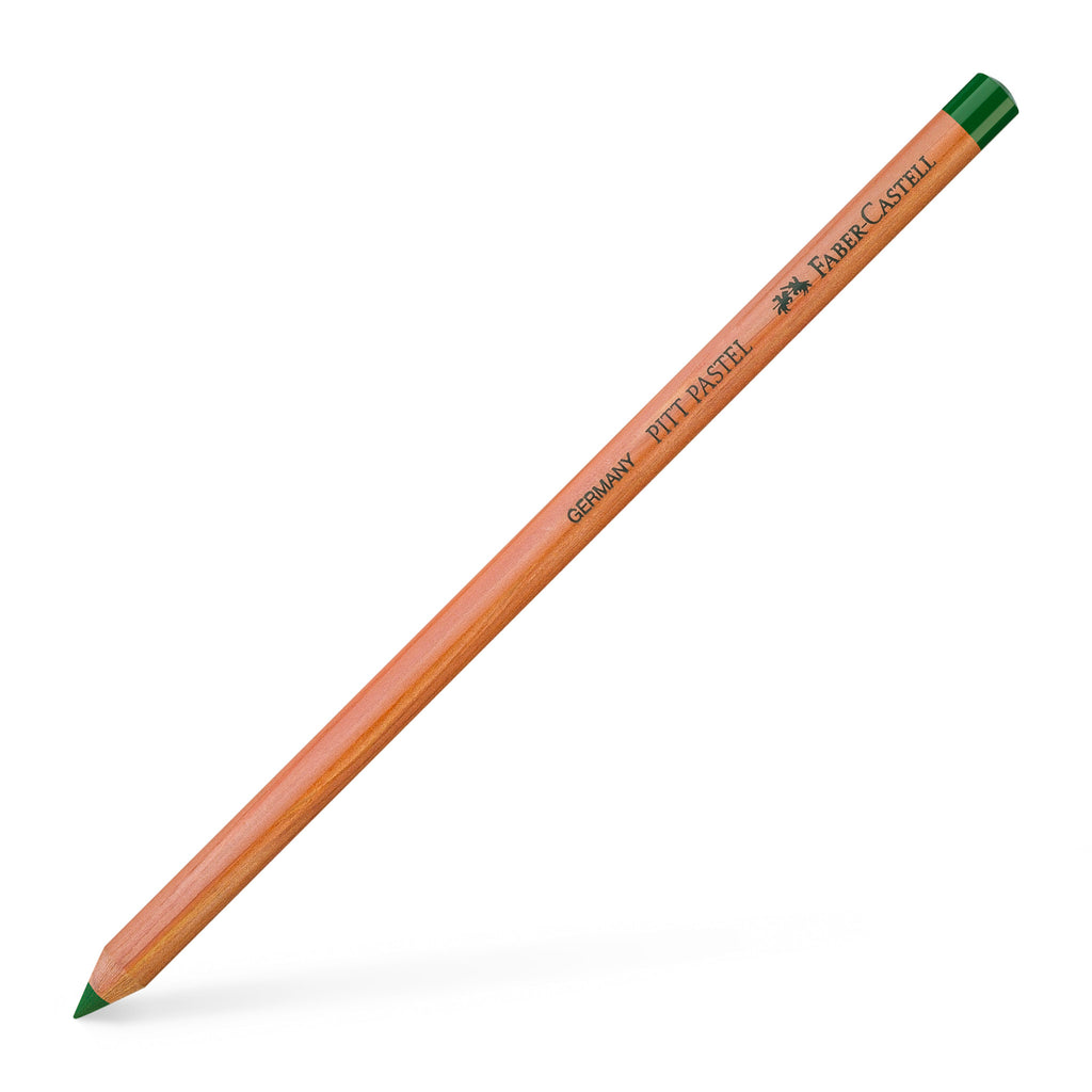 Pitt® Pastel Pencil - #167 Permanent Green Olive