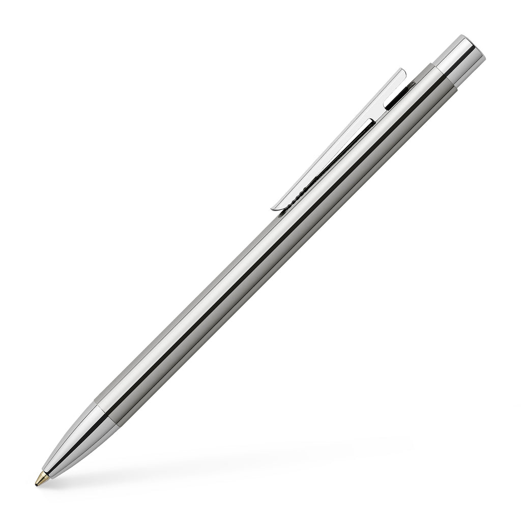 NEO Slim Ballpoint Pen - Polished Stainless Steel - #342020