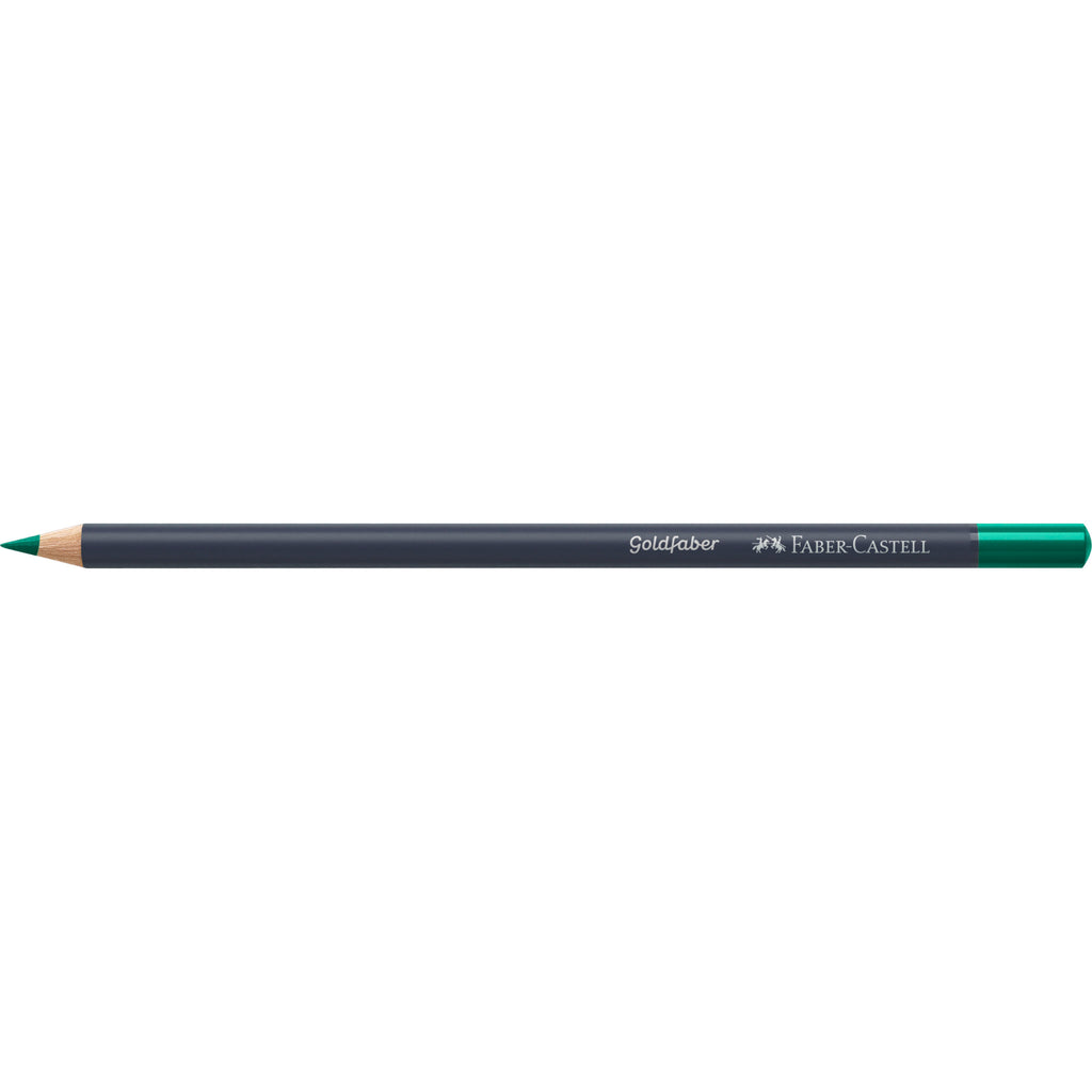 Goldfaber Color Pencil - #161 Pthalo Green - #114761
