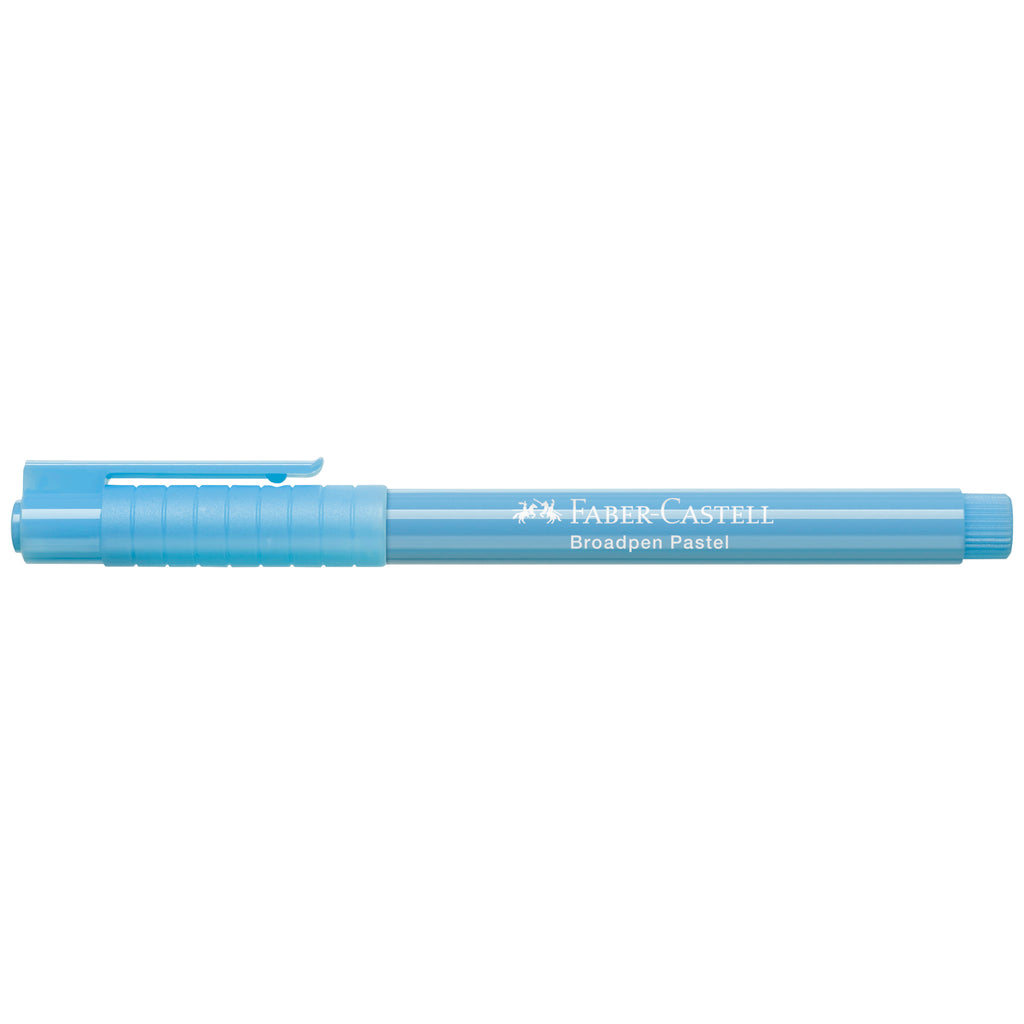 Broadpen Document - Pastel Light Blue - #155458