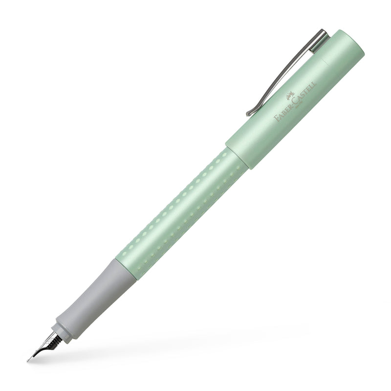 Grip 2011 Fountain Pen, EF - Pearl Mint Green - #140976