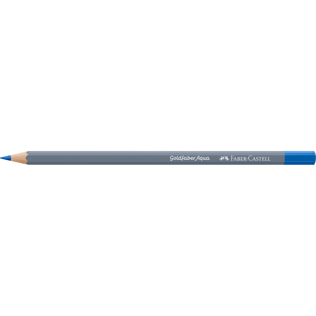 Goldfaber Aqua Watercolor Pencil - #143 Cobalt Blue - #114643